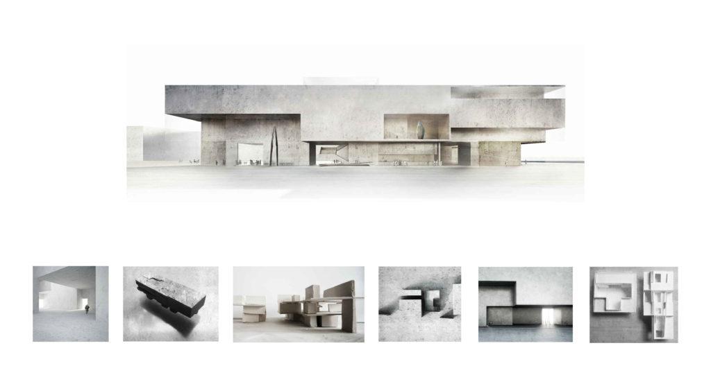 museum- model