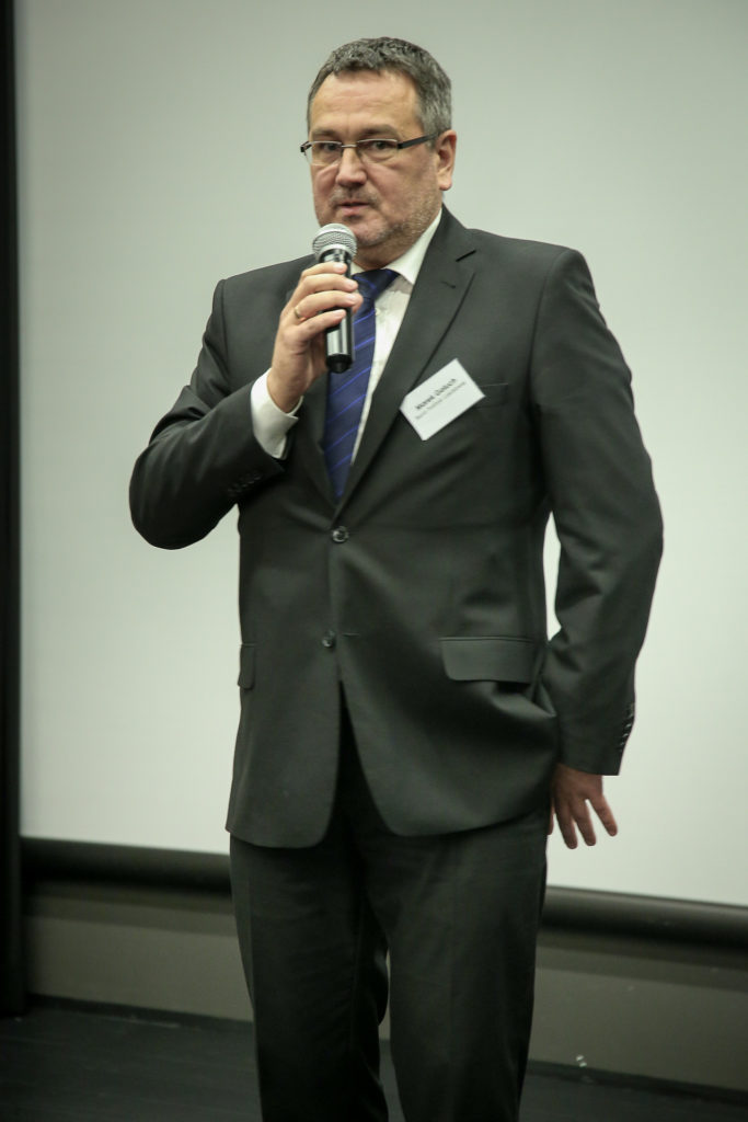Marek Goluch - Dyrektor Biura Polityki Lokalowej