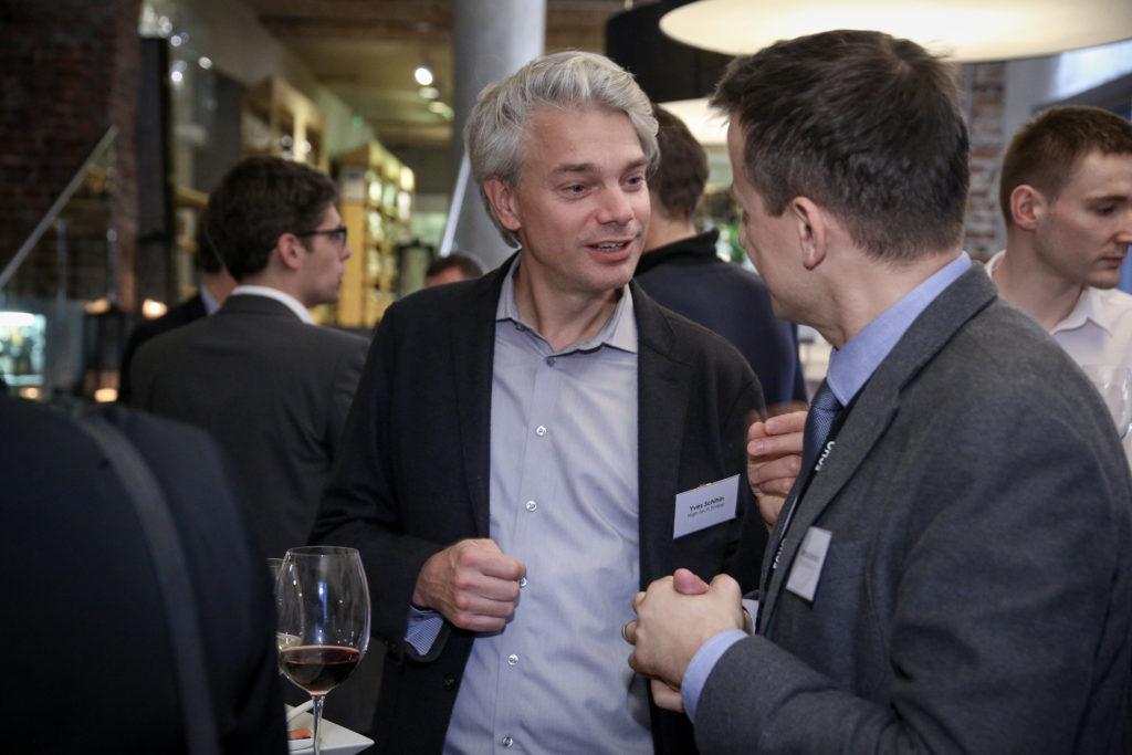 Yves Schihin z HighTechTimber