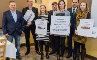 Marta Sękulska- Wrońska wśród laureatów konkursu