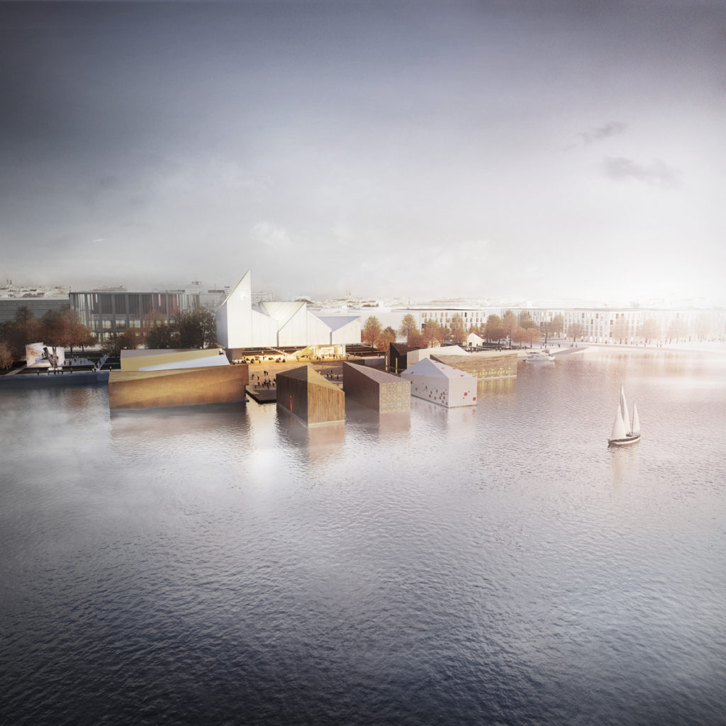 View from the Pärnu River